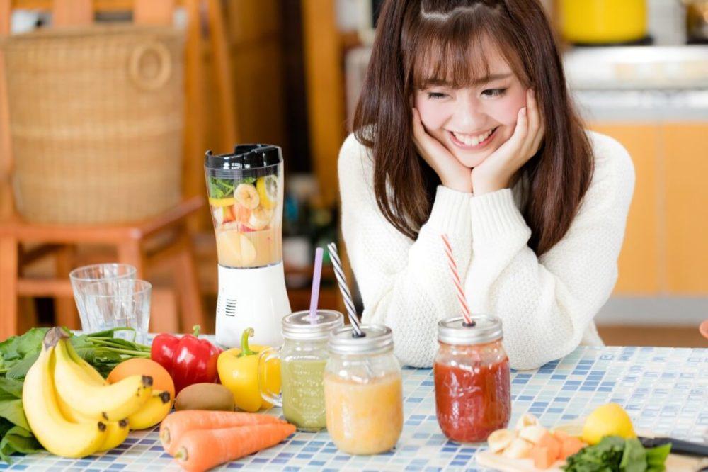 第6の栄養素・食物繊維も配合